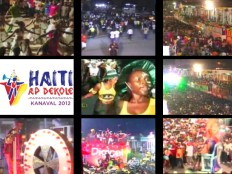 Haiti - Culture : More than 300,000 people celebrated the Carnival 2012 in Les Cayes