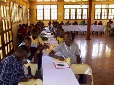 Ha ti social 3e forum du cred sur le th me du for Hopital canape vert haiti