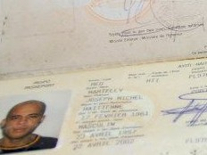 Haiti - Politic : The Saga of passports, today «The Mysterious Passport No. 7»