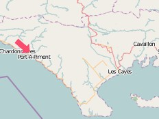 Haiti - Environment : Real-time monitoring of the watershed of Port-à-Piment