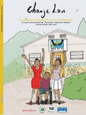 Haiti - Health : A book to better understand and accept people with disabilities in Haiti