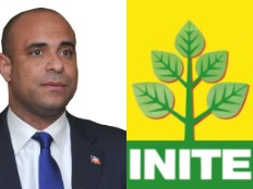 Haiti - Politic : Laurent Lamothe met the Coordination of the platform INITE