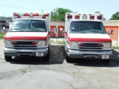 Haiti - Health : Mid Georgia Ambulance donated two ambulances