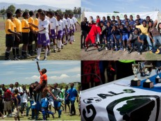 Haiti - Soccer : The FLADH women's team won the 2nd National Youth Tournament