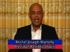 Haiti - Health : News on the health of President Martelly
