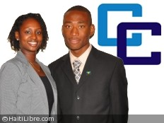 Haiti - Diplomacy : Two young Haitian, CARICOM Youth Ambassador