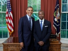Haiti - Diplomacy : The new Ambassador of Haiti, Paul Altidor, takes office in the U.S.