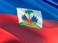 Haiti - Social : Official program of ceremonies of the Flag in Arcahaie