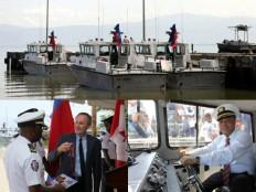 Haïti - Sécurité : La Garde côtière va pouvoir maintenant lutter contre l'impunité