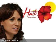 Haiti - Tourism : Stéphanie on tour of promotion