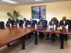 Haiti - Security : Position of Prime Minister on the operations conducted by the PNH