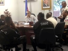 Haiti - Security : Laurent Lamothe announces concrete measures