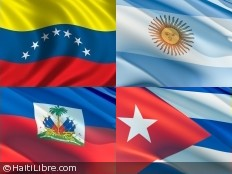Haiti - Reconstruction : Multilateral Summit Haiti-Cuba-Venezuela-Argentina