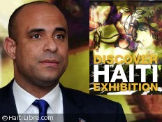 Haiti - Culture : Laurent Lamothe will be at the official opening of «Discover Haiti»