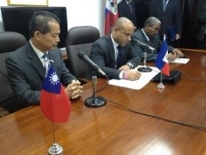 Haïti - FLASH : Signature d'un Memorandum d'entente avec la Chine (MAJ)