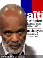 Haiti - Politic : René Préval and a senator would have falsified the Constitution