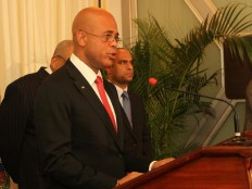 Haiti - Constitution : The President Martelly decided...