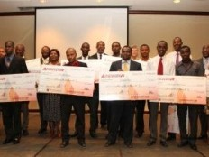 Haiti - Economy : 10 young entrepreneurs received US$10.000 each