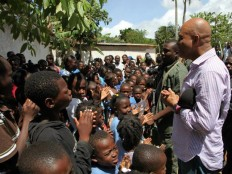Haiti - Reconstruction : The President Martelly wants to bring change to Beaumont