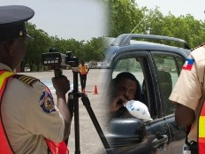 Haiti - Social : France contributes to road safety