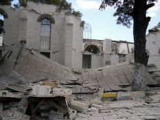 Haiti - Religion : $3,3 million for the reconstruction of the structures of the Church in Haiti