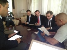 Haiti - Diplomacy : Strengthening of cooperative ties with Brazil