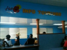 Haiti - Tourism : Inauguration of first tourist kiosk in Cap-Haitien
