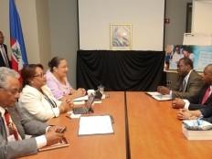 Haïti - Santé : Sophia Martelly en quête de partenariats   internationaux public-privé