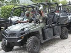 Haïti - Environnement : 21 Polaris Ranger pour le CSE