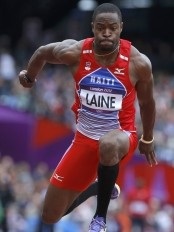 Haiti - Sports : Samyr Laine, qualified for the final of Triple Jump !