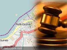 Haiti - Justice : End of Assize in Petit-Goâve