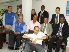 Haiti - Social : A real policy of support for disabled people