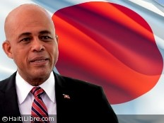 Haiti - Diplomacy : President Martelly will travel to Japan