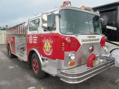 Haiti - Security : Delivery of a fire truck for the firefighters of Croix-des-Bouquets