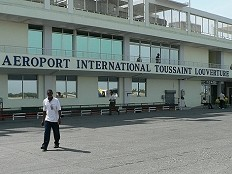 Haiti - Tourism : Toussaint Louverture International Airport, almost ready...