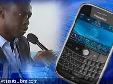 Haïti - Sécurité : Réginald Delva, lance un dernier avertissement aux compagnies de téléphone