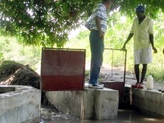 Haiti - Agriculture : Modernization of irrigation system in Duqueney