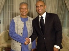 Haiti - Economy : Muhammad Yunus announces the funding of several projects in Haiti