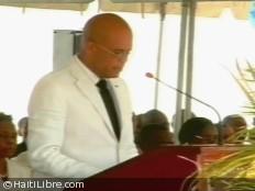 Haïti - Social : «Le rêve de Dessalines ne peut pas mourir» (Dixit Martelly - Discours)