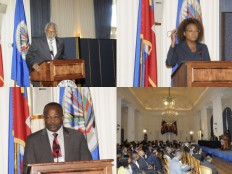 Haiti - Diaspora : «We need Haitian solutions to Haitian problems» (dixit Michaelle Jean)