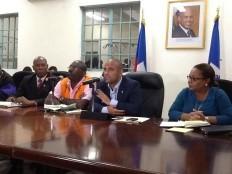 Haïti - Social : La réponse du Gouvernement à Sandy