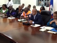 Haïti - Social : Laurent Lamothe lance un appel à la solidarité nationale
