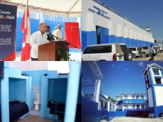 Inauguration of the new prison of Croix des Bouquets (Speech of PM)-Added COMMENTARY By Haitian-Truth