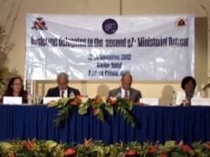 Haïti - Politique : Le G7+ à la recherche d'un «New deal» avec les pays donateurs
