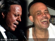 Haiti - Social : Soon on stage, Julio Iglesias and Michel Martelly !