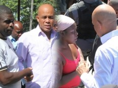 Haiti - Social : The Head of State followed up its promises
