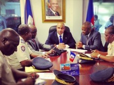 Haiti - Social : Strengthening of the security throughout the national territory