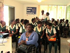 Haiti - Social : Facilitation Centre for institutions working with disabled people