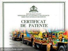 Haiti - Economy : Public transport drivers refuse to pay their patent