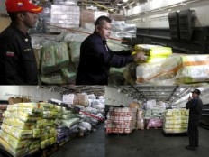 Haiti - Humanitarian : Venezuela sent 180 tons of additional aid to Haiti